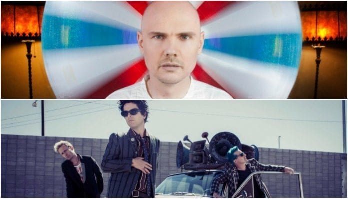 "Billy Corgan compares Billie Joe Armstrong to Kurt Cobain: ""He is up there with the greats"""