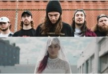 Knocked Loose apparently like Bhad Bhabie and we're here for it