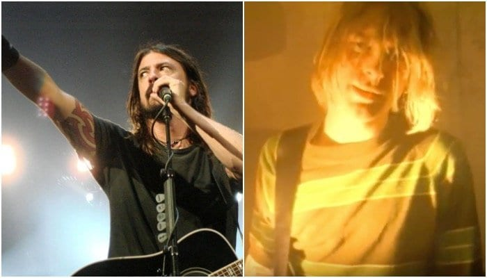 """Dave Grohl calls Foo Fighters' latest music video a """"Nirvana antithesis"""""""