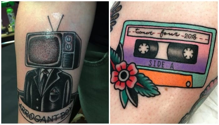 10 obscure band tattoos that will inspire your next one