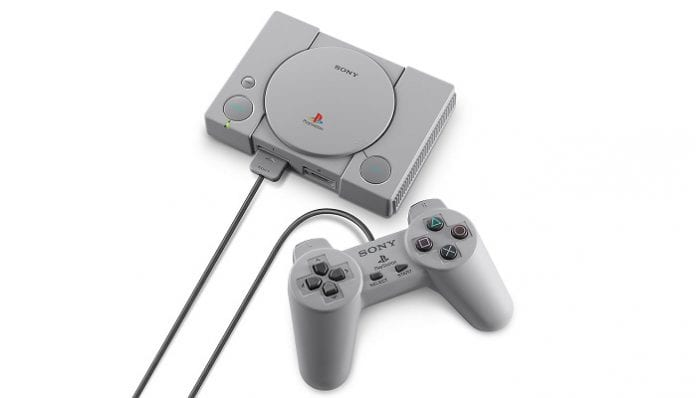 Sony announced PlayStation classic