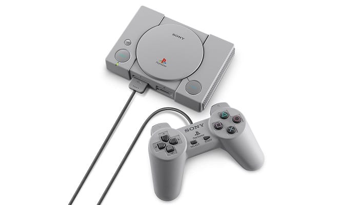 Sony announces PlayStation Classic in latest effort to take all our money