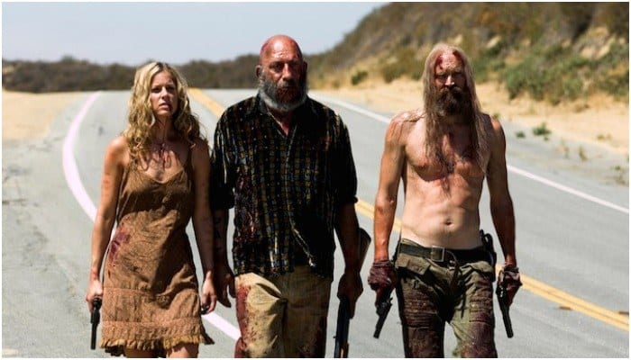 '3 From Hell' poster omits main character causing plot speculation