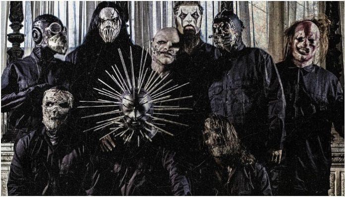 Slipknot guitarist says 'Iowa' producer not involved with