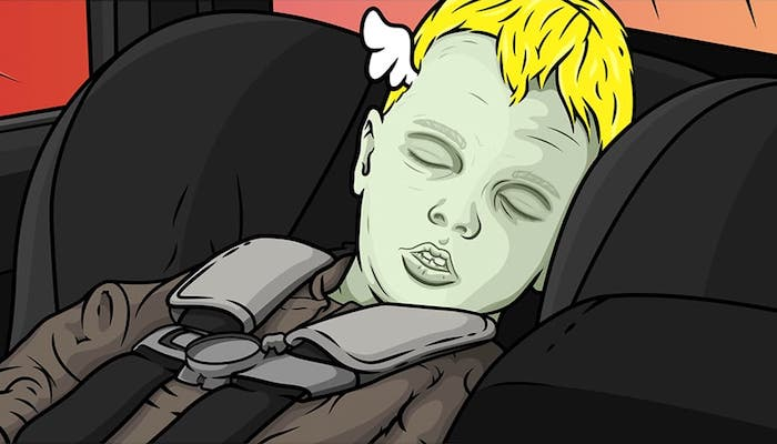 """blink-182 lullaby renditions won't make you """"Bored To Death"""""""