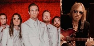 The Maine and Tom Petty