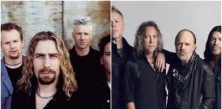 Nickelback covered Metallica and it highkey RIPS