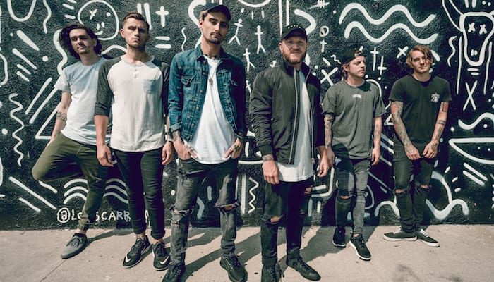 We Came As Romans are writing for their next album