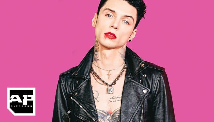 Andy Black details solo concept record, graphic novel 'The ...