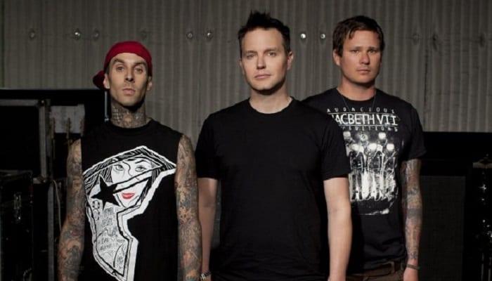 Did Travis Barker tease a blink-182 reunion with Tom DeLonge?