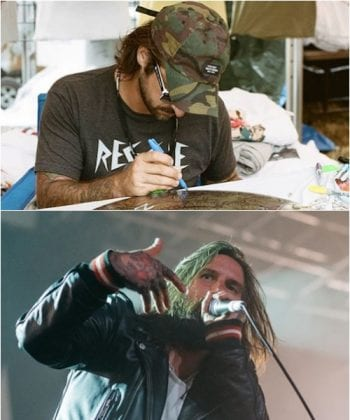 Jordan and Keith Buckley, Every Time I Die