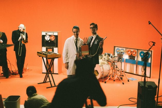 IDKHOW Do It All The Time Video Shoot