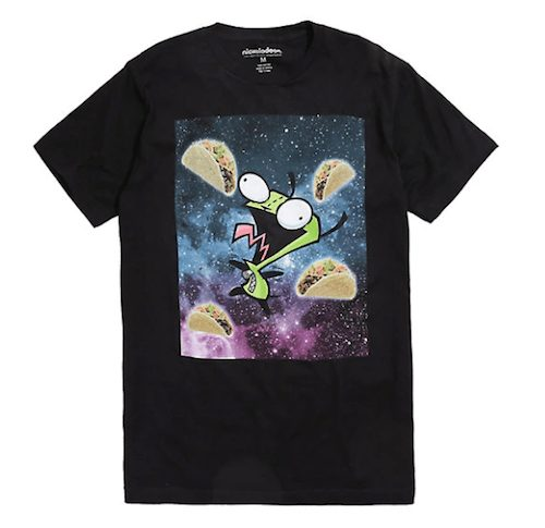 Iconic scene item - invader zim merch