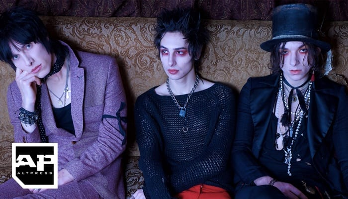Palaye Royale honor 'Side A' anniversary with previously deleted video