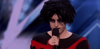america's got talent goth comedian