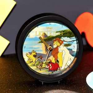 Lion king Clock- 90s collection