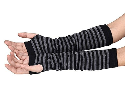 Iconic scene item - Striped Gloves