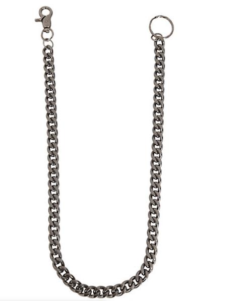 Iconic scene item - wallet chain