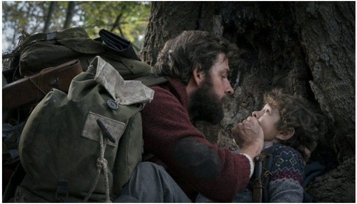 'A Quiet Place' sequel confirms filming started with on-set photo