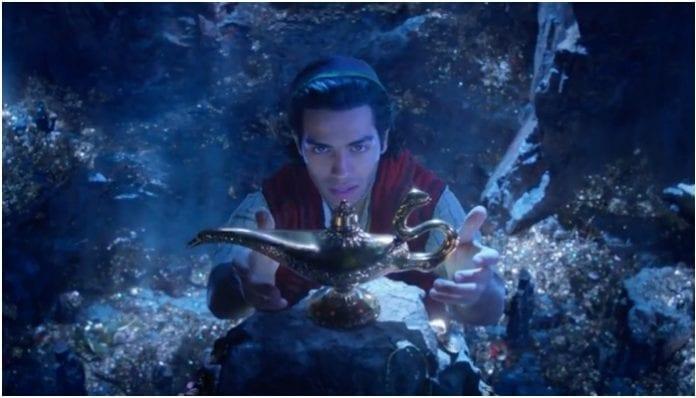 Disney, Aladdin