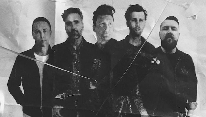 Anberlin announce first tour dates in five years