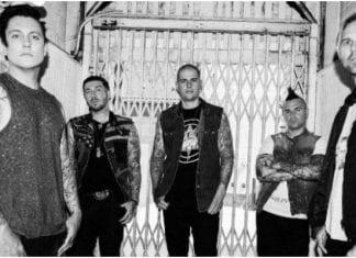 Avenged Sevenfold, band promo new size