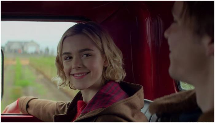 Watch Trailer For Netflix's The Chilling Adventures of Sabrina