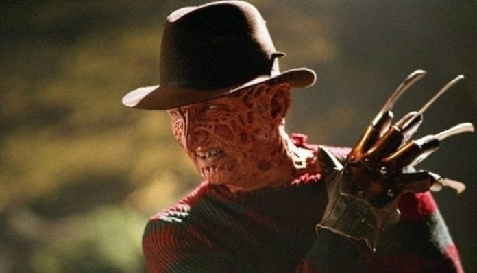 Freddy Krueger, A Nightmare on Elm Street