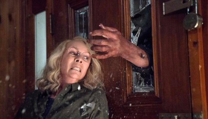 'Halloween' movie still (2018)