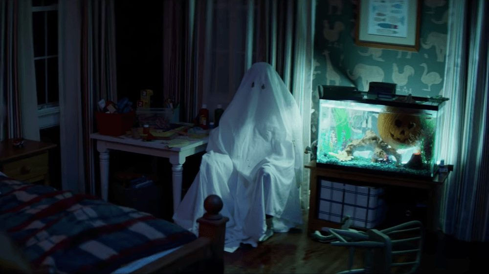 halloween easter eggs references bob vicky ghost