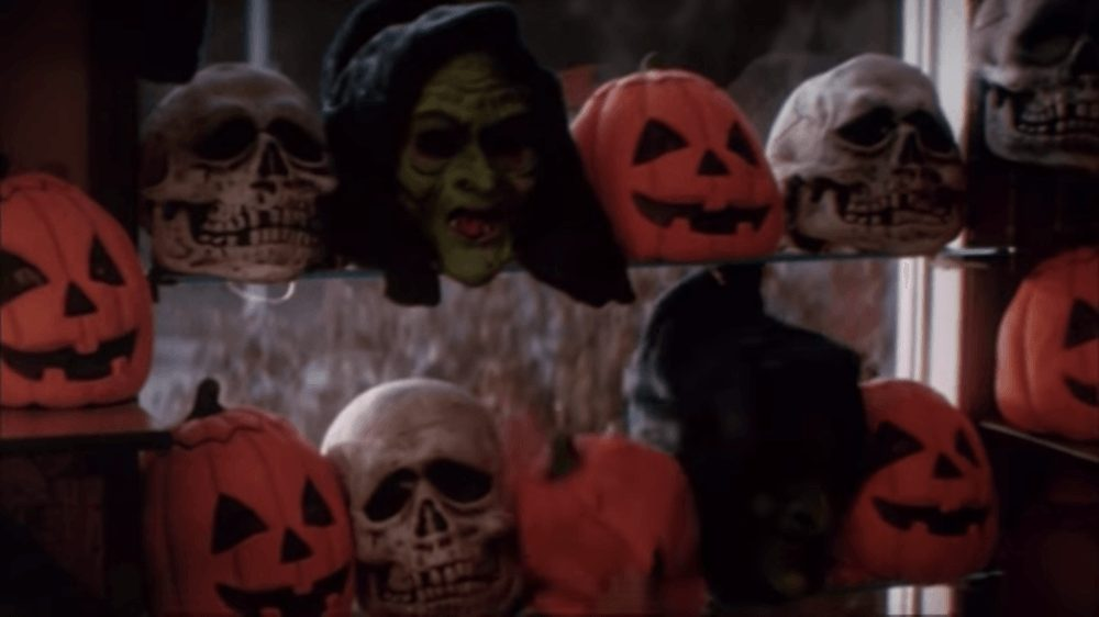 halloween easter eggs references season of the witch masks