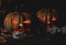 halloween haunting pumpkins