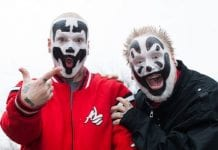 Insane Clown Posse juggalo