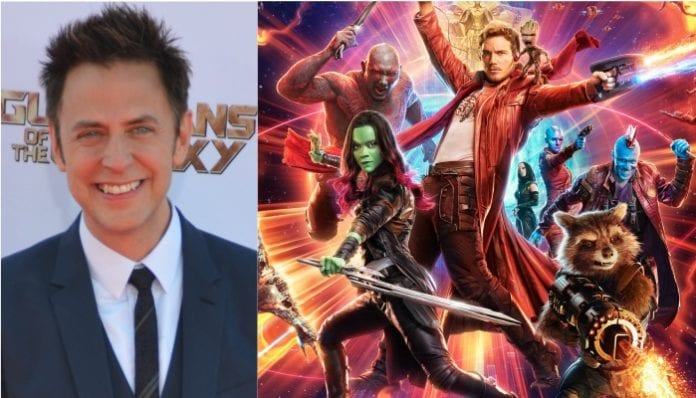James Gunn, 'Guardians Of The Galaxy Vol. 2'
