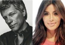 Bon Jovi & Kim K