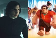 Kylo Ren joke Wreck-It Ralph Star Wars Last Jedi