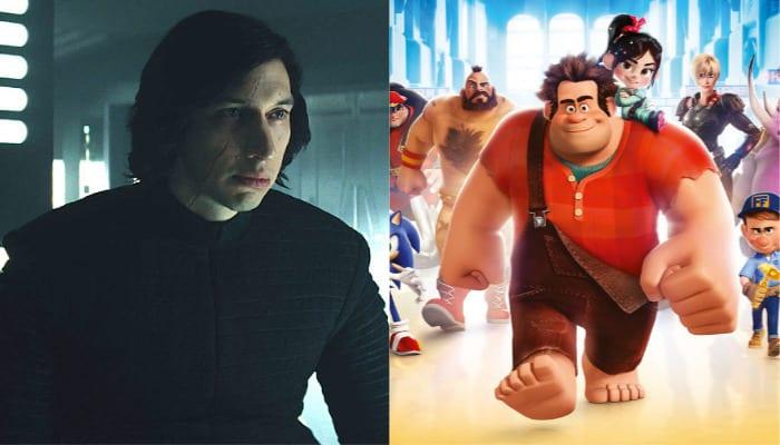 Disney Wouldn't Let Wreck-It Ralph 2 Joke About Kylo Ren
