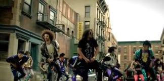 "LMFAO ""Party Rock Anthem"""