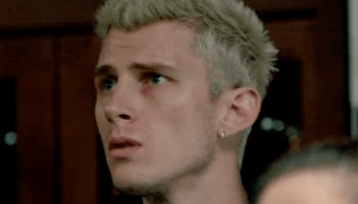 mgk reveals his first thoughts after reading the bird box script