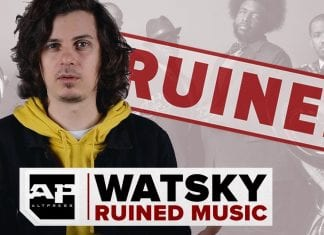 watsky ruined music