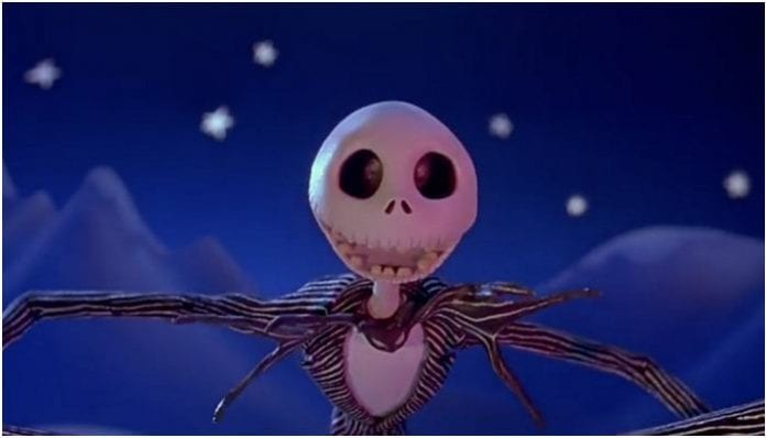 Nightmare before Christmas screen shot