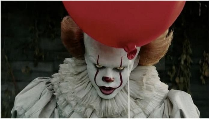 Pennywise, new photo, It: Chapter Two