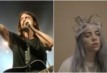 Watch Dave Grohl cover Billie Eilish with 12-year-old daughter