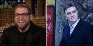 Are Jonah Hill and Morrissey destined to be best friends?