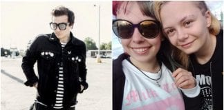 Frank Iero is the reason this couple is together… literally