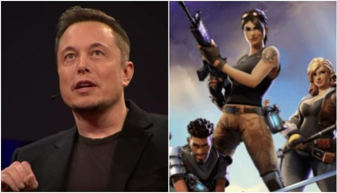 Elon Musk gets into meme war with Fortnite, calls Fortnite players virgins