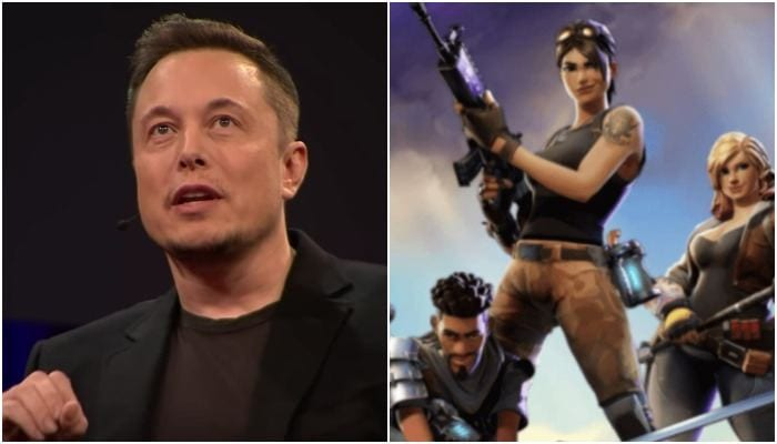 Elon Musk gets into meme war with Fortnite calls Fortnite players virgins