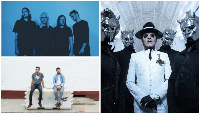 Ghost premiere new music video and other news you might have missed today
