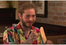 Post malone breadstick