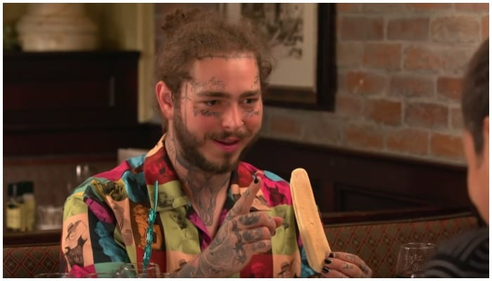 Post malone spent 40k on fast food delivery this year - Does olive garden deliver to your house ...